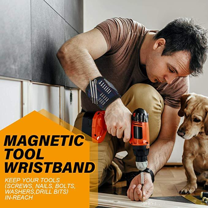 HOT🔥Magnetic Wristband Tool Wristband