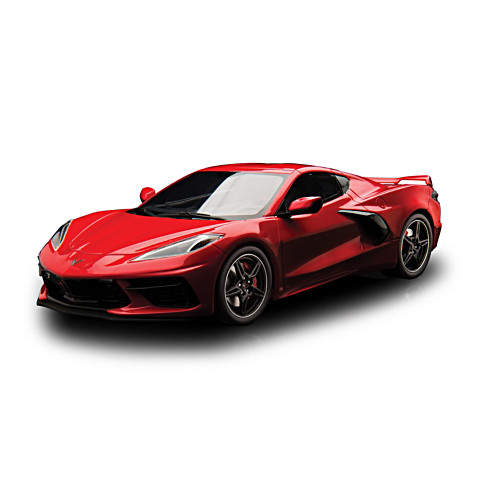 BUY 1 GET 2🚘1:18-Scale 2020 Chevrolet Corvette C8 Sculpture