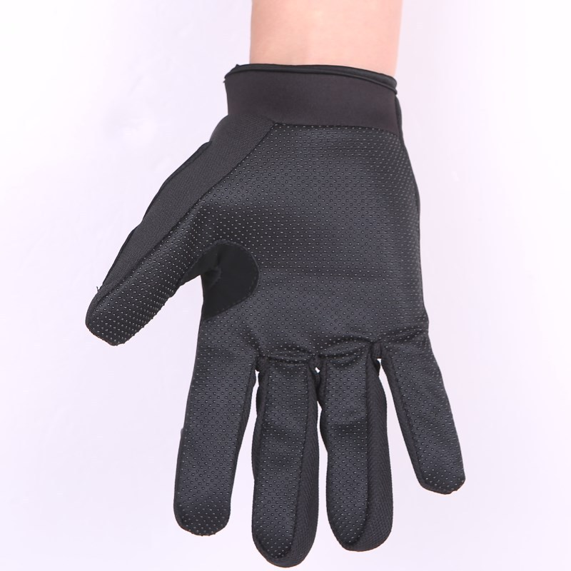 Men's and women's windproof and warm riding gloves