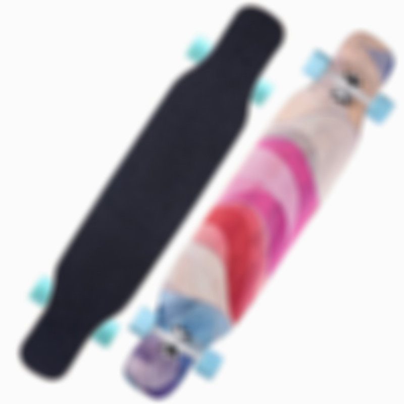 Longboard Skateboard 46 inch Fit Outdoor