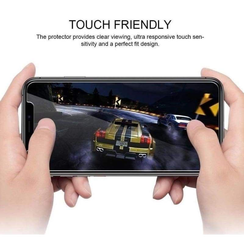3Pcs Clear Transparent Screen Protector Tempered Glass Protective Film for IPhone 11 11Pro 11 Pro Max X Xr Xs Max 6 7 8 Plus