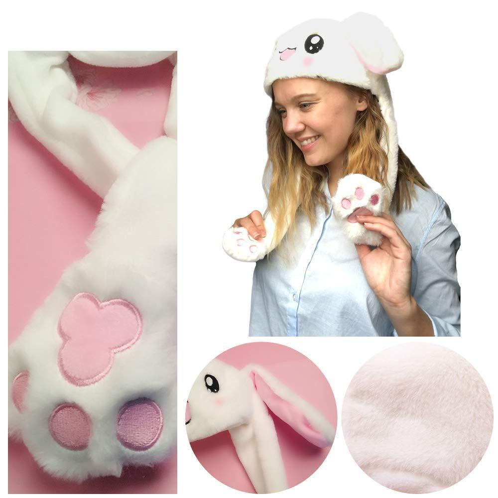 Funny Plush Animal Hat