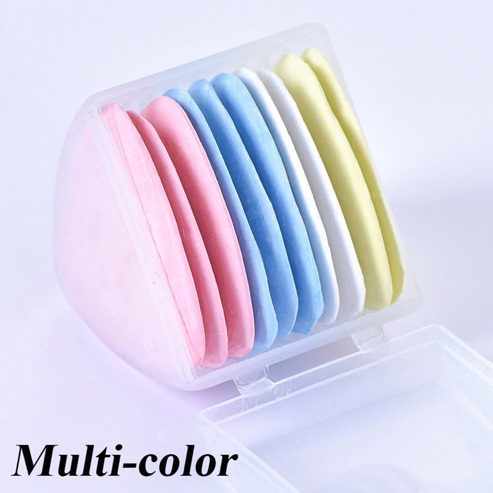 10PCS Clothing  Markers DIY Colorful  Fabric Chalk Dressmaker Sewing Tailors Erasable