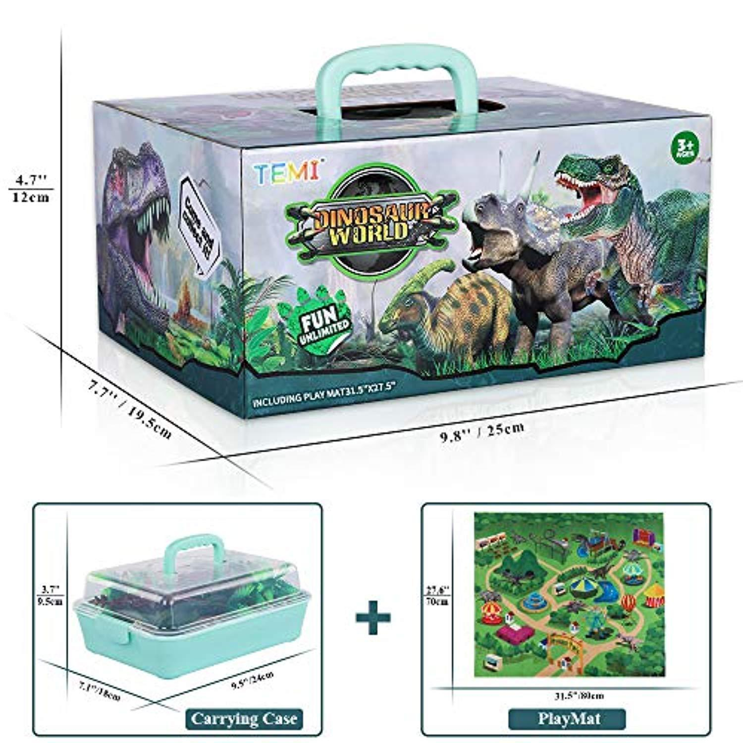 🔥Only 19.99$ 🔥TEMI Dinosaur World Special Package