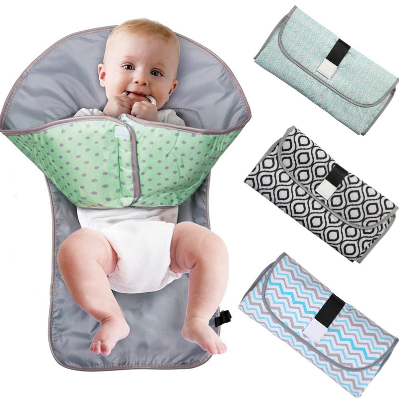 DELUXE 3-IN-1 CHANGING PAD-Last Day Promotion 50% Off