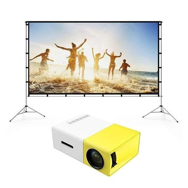 🎉Hot Sales 🎉50% OFF Only Weekend-Portable Giant Outdoor Movie Screen