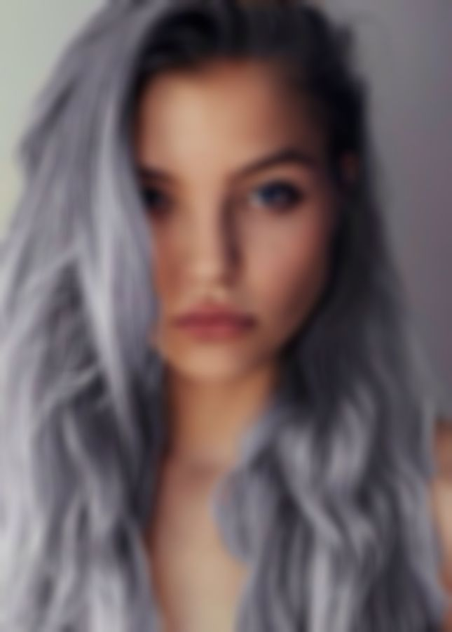Gray Wigs Natural Hair Line Lace Frontal Wigs Color Mane Wigs Grey Half Wig Light Blue Afro Wig Salma Hayek Gray Hair Russian Virgin Hair