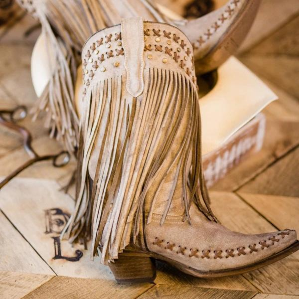 Mokoshoes Corral Unleashed Boots