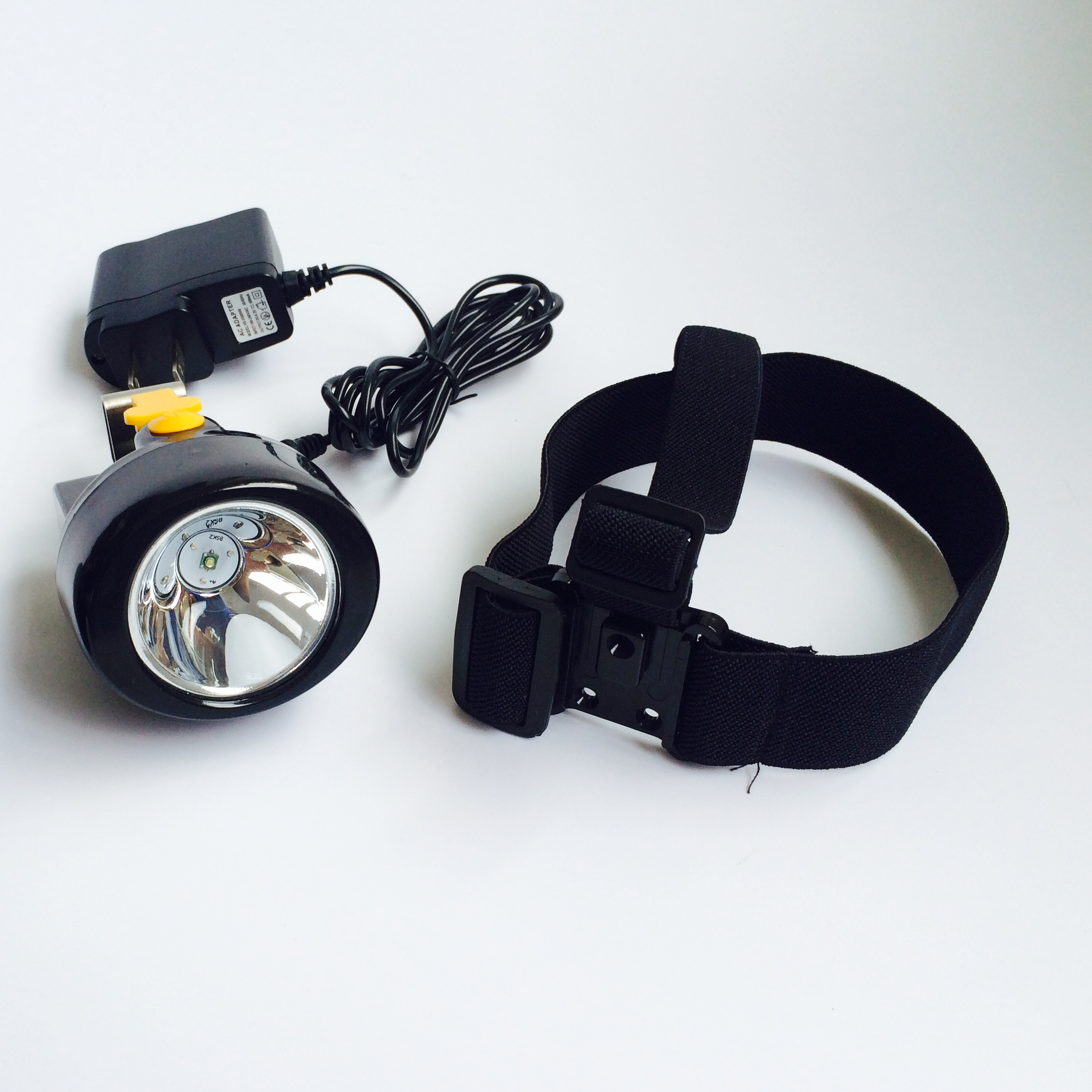 KL3LM(3W) led headlamp Li-ion battery Cordless Mining Cap Lamp rechargeable Lithium Batteries miners helmet light Camping hunting fishing fire control lighting