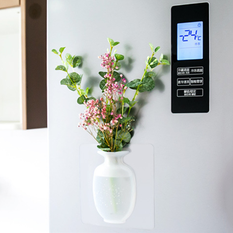 [Buy More Save More]Magic Traceless Silicone Flower Vase