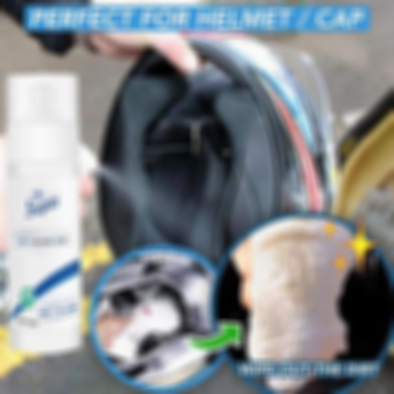 Waterless Cleansing Foam- Dry Cleaning Agent