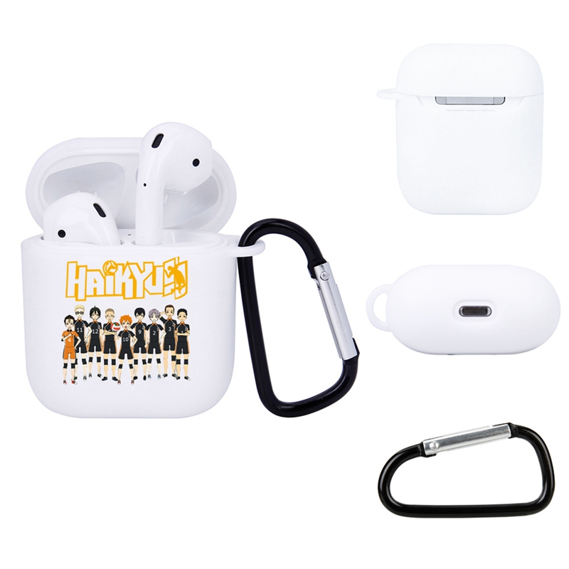Bluetooth Wireless Earphone Apple Airpods 1/2 Protective Case