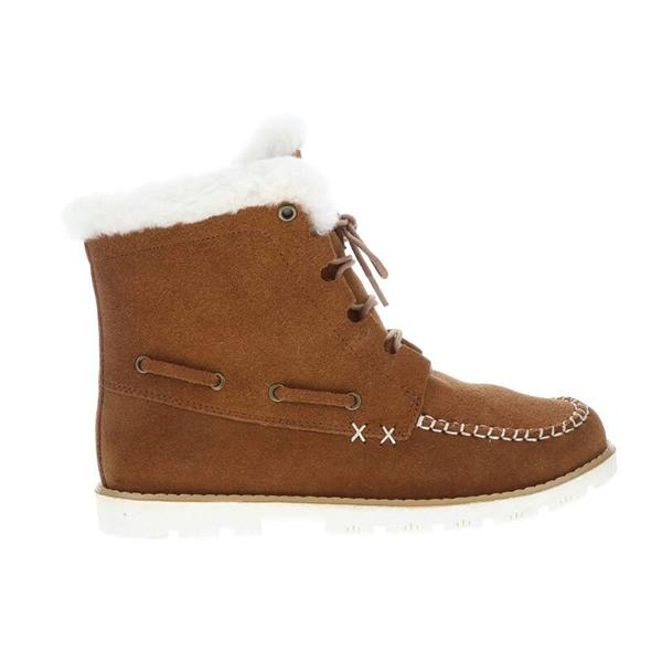 Bonnieshoes Women Comfy Warm Lining Boots