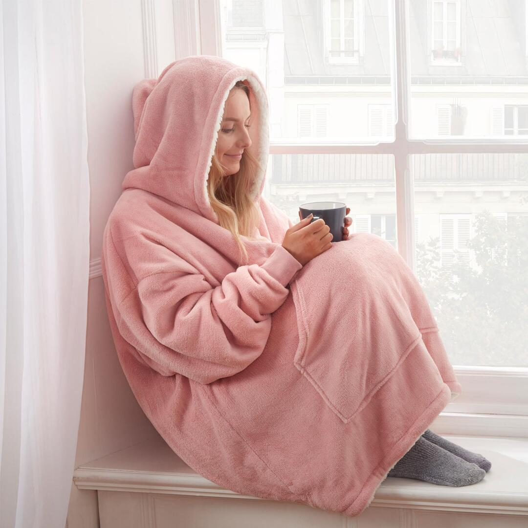 🎅CHRISTMAS PROMOTION🎅 Winter Oversized Blanket Hoodie (BUY 2 Save $7 & FREE SHIPPING )