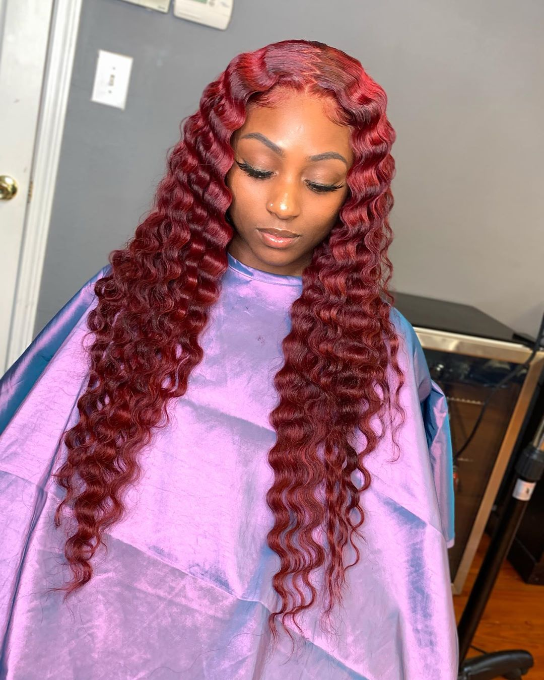 Red Wigs Lace Front Medium Length Hairstyles With Bangs 2018 Hairstyles For Short Hair Black Women Male Short Haircuts Virgin Hair Styles 1960S Hairstyles Best Hairstyle For Men