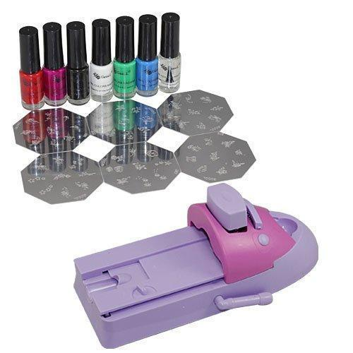 🔥45% OFF Today🔥Nail Art Stamping Machine