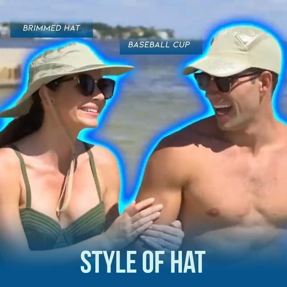 Summer Hot Sales-Sunstroke-Prevented Cooling Hat-Buy 2 Free Shipping