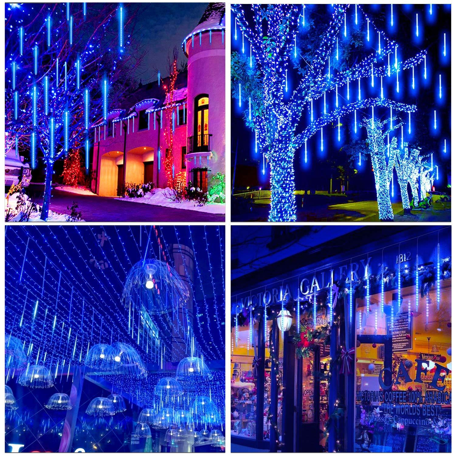 8.99 Only Today!!!Snow Fall LED Lights(Buy 4 PCS Get Free Shipping)
