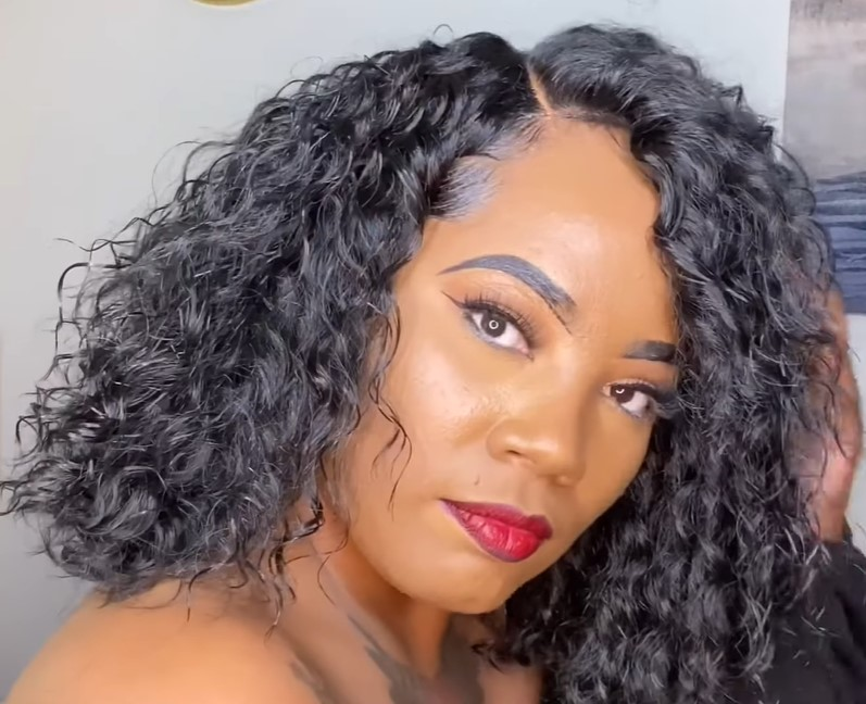 OUTRE SYNTHETIC HD SWISS LACE FRONT WIG(Big head friendly )(Buy 2 Get 1 Free ,100 peoples only)