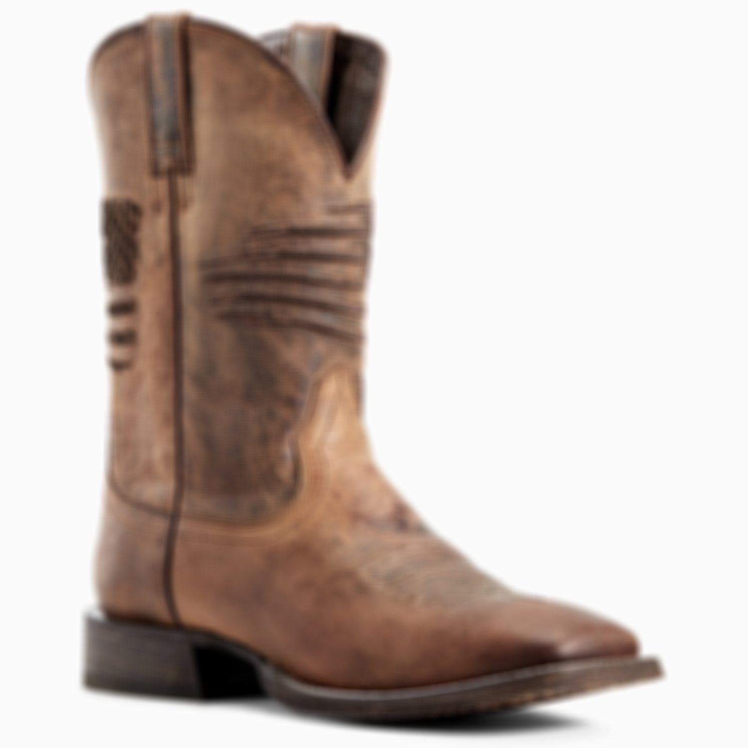 Men's Circuit Patriot Western Boots - Square Toe