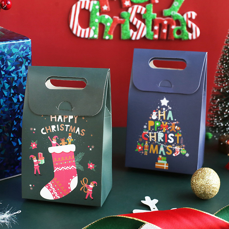 2020 Christmas Gift Bags - Christmas Wrapping Bags - Various Styles