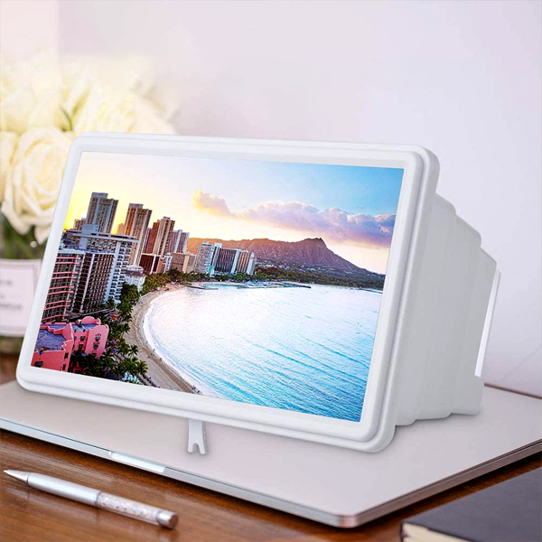 🎁CHRISTMAS PROMOTIONS 🔥(Buy 2 Get 1 Free) -3d portable universal screen amplifier