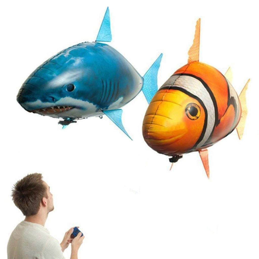 Remote Control Inflatable Flying Fish