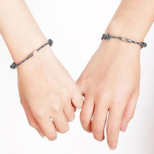 Couples Infinity Attract Bracelets