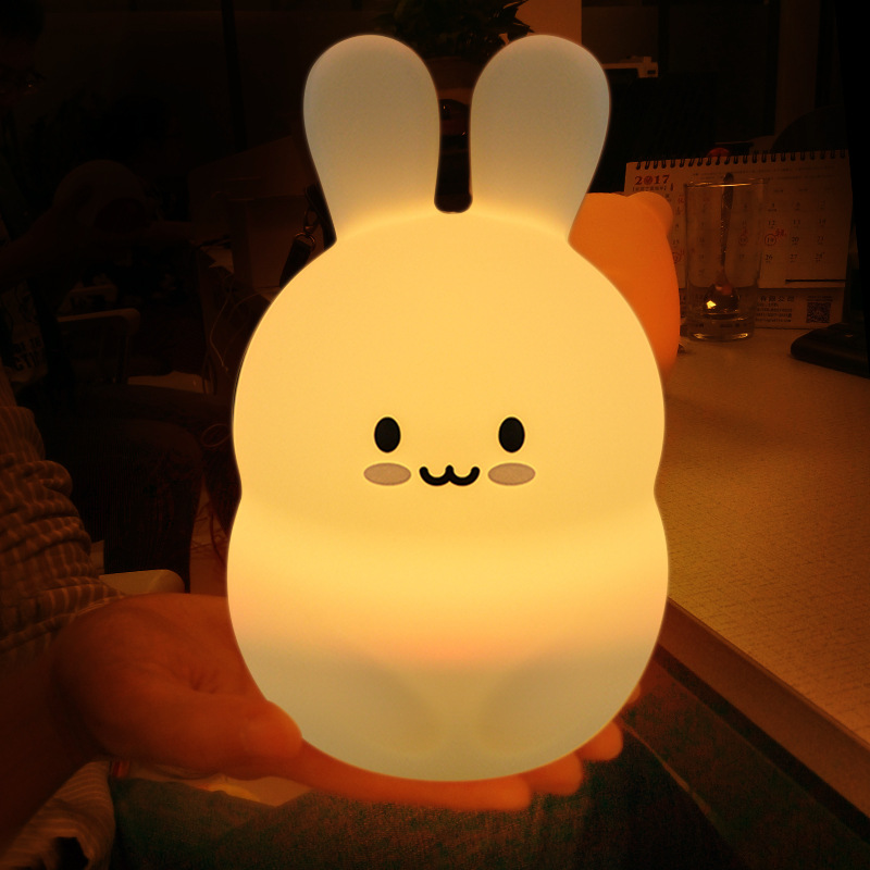 🔥Buy 2 Free Shipping🔥Portable and Rechargeable Infant or Toddler Color Changing Bright Nightlight & Baby Gifts