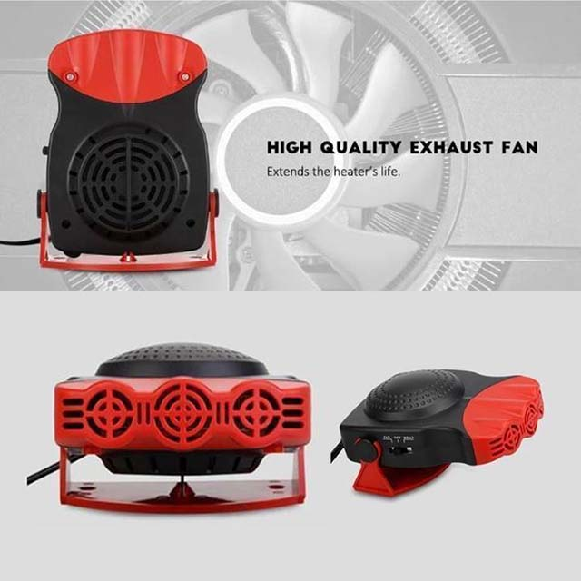 🔥Defrost & Defog Car Heater✨Warm Your Winter