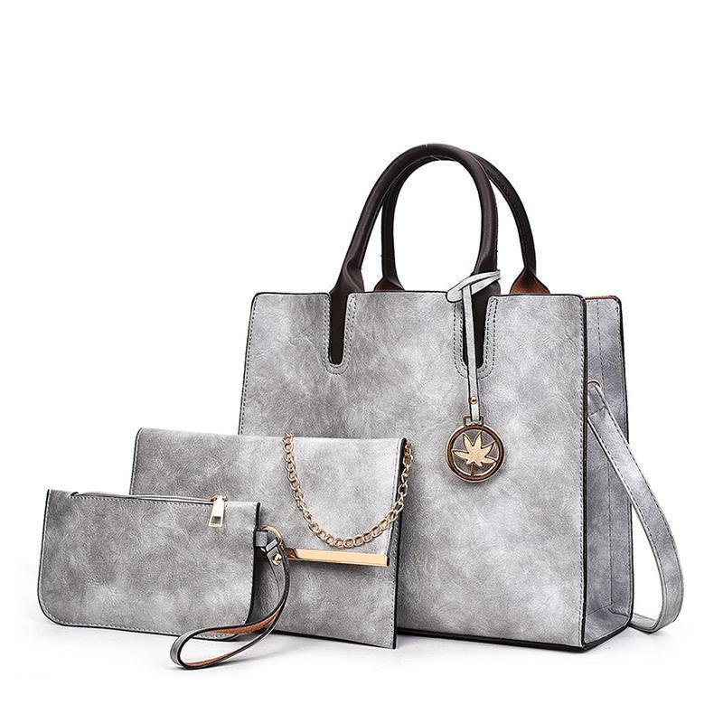 2019 Three-piece Set of Bags and Wallet