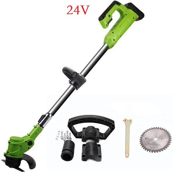 Electric Lawn Mower Agricultural Cordless Weeder