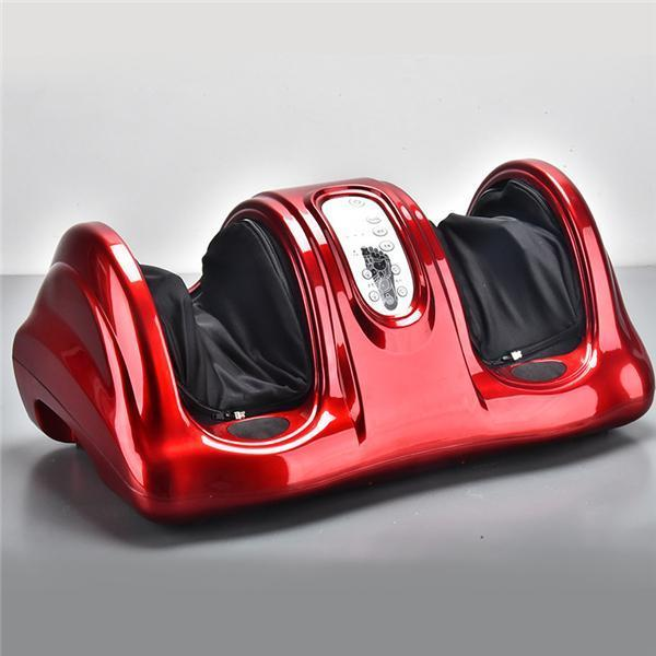 Foot Massager Kneading And Rolling Leg Calf Ankle With Remote Control Home Personal Health Care Fitness