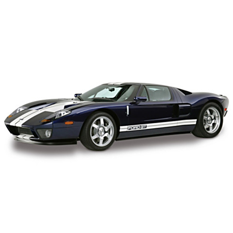 BUY 1 GET 2🚘1:18-Scale 2006 Ford GT Car Sculpture
