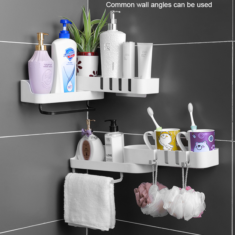 Folding Shelf for Bathroom and Kitchen - BUY 2 FREE SHIPPING