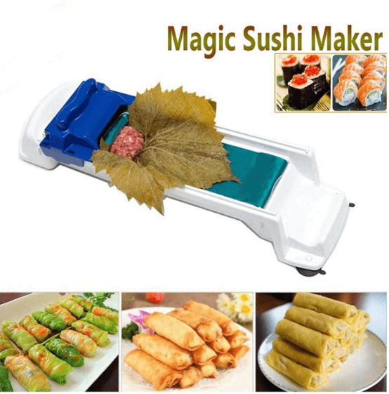 💥50% OFF Mother's Day Special🎁Vegetable Meat Rolling🍣