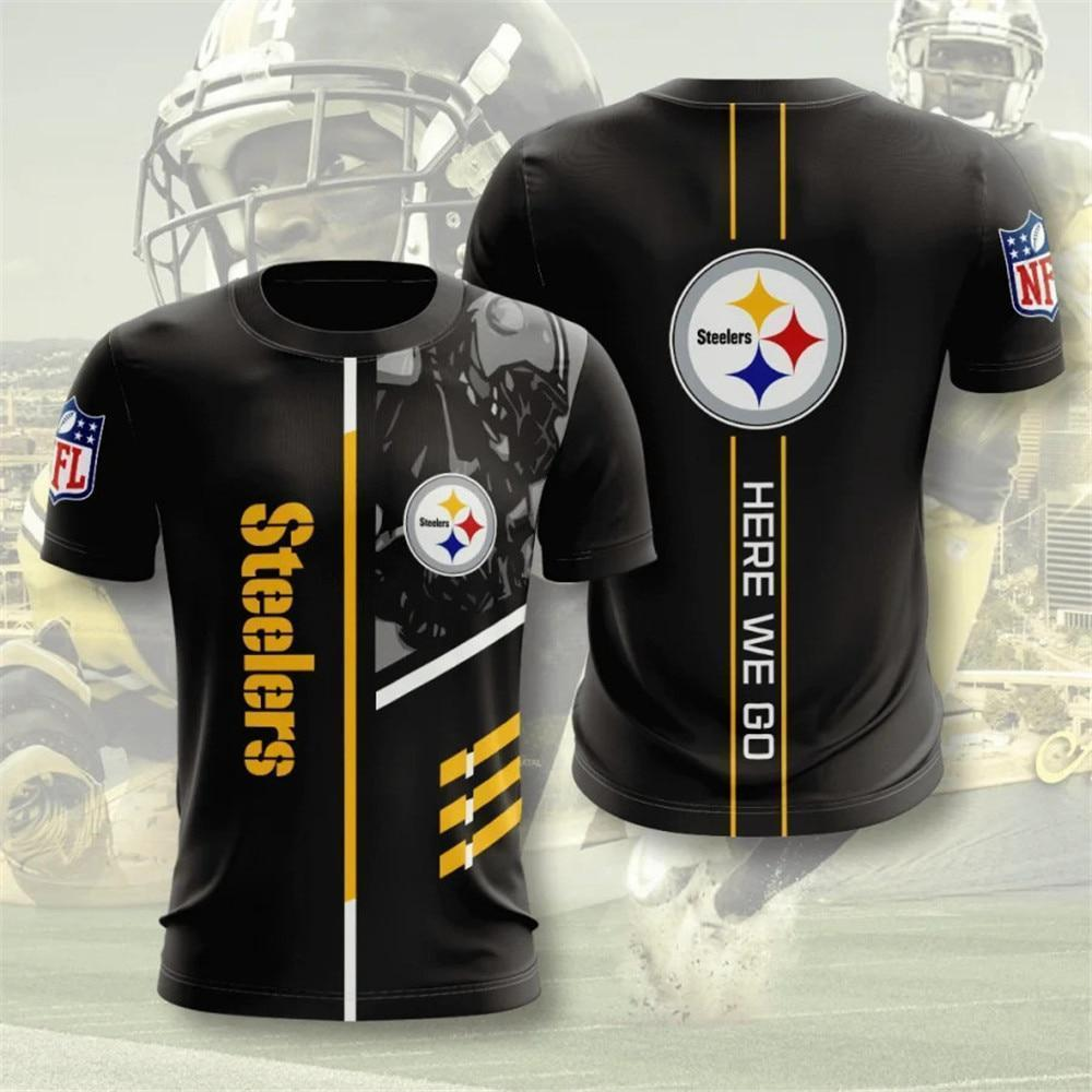 Pittsburgh Steelers Short Sleeve T Shirt