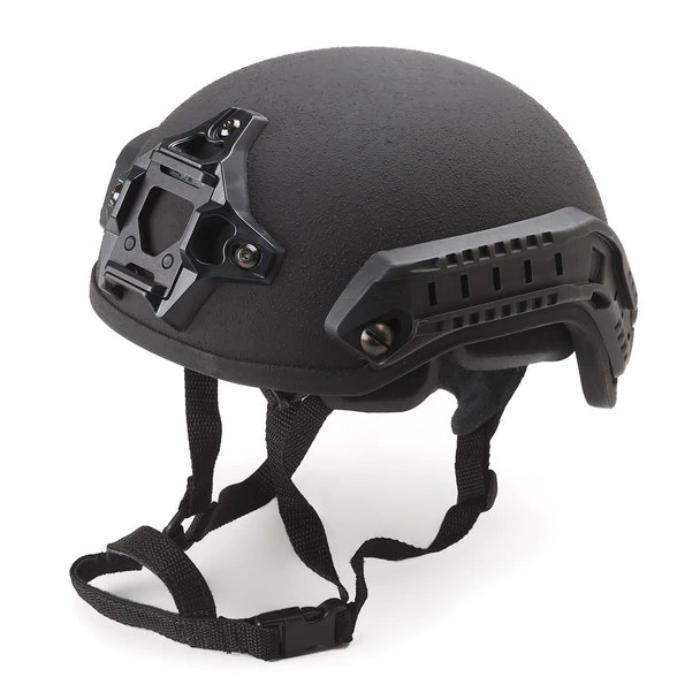 C105 High-Cut Combat 1 Level IIIA Ballistic Helmets