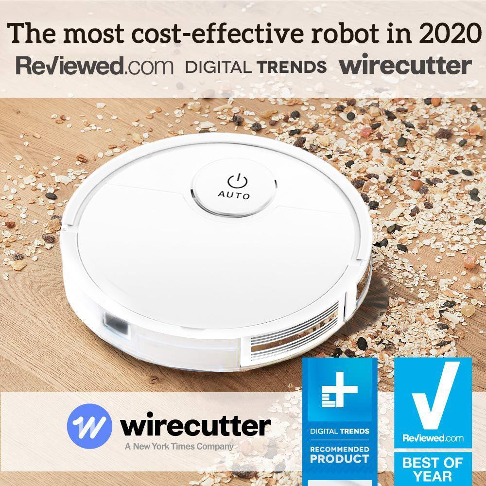 2020 new all-in-one sweeping robot (sweeping, mopping and vacuuming)
