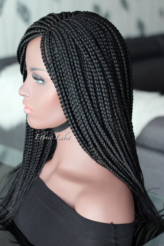 Best Braiding Hairstyles African American Hair 80S Wig Female Tima Hair Braiding Fully Braided Lace Front Wigs