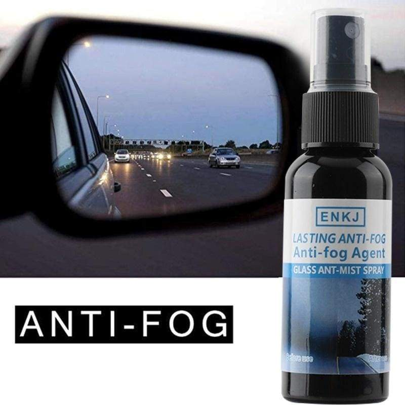 50ML High Efficiency Car Window Spray Glass Cleaner Window Rainproof Anti-Fog Agent