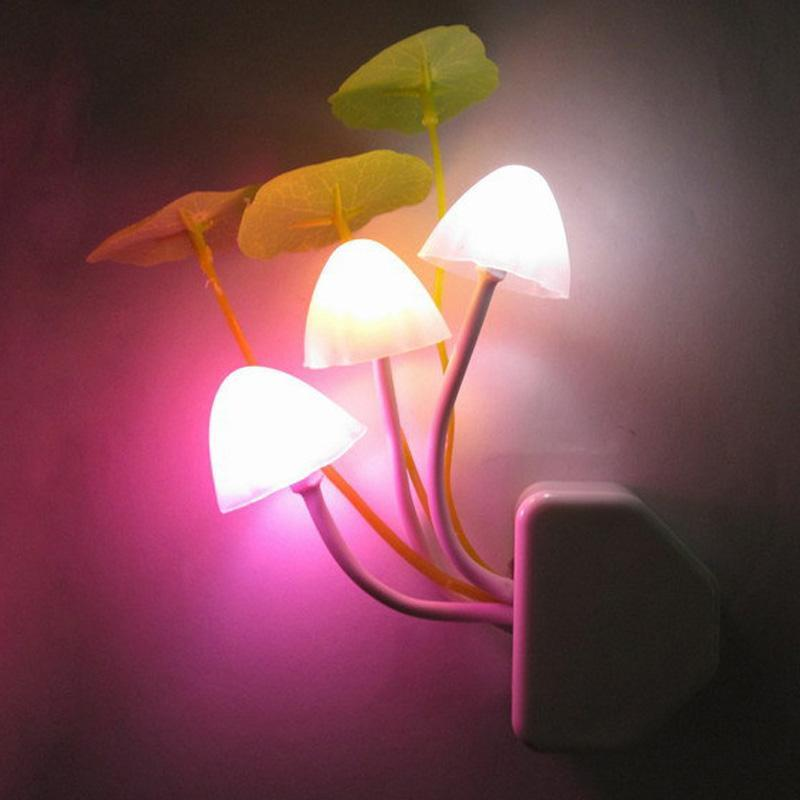 ✨🍄50% OFF🍄✨Light Control Night Light, Buy More Save More