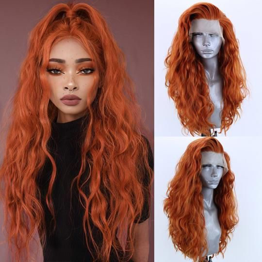Lace Front Wigs Brown Wigs Blonde Wigs Blonde Marilyn Wig Dark Ash Hair Color Wigs For Black Women