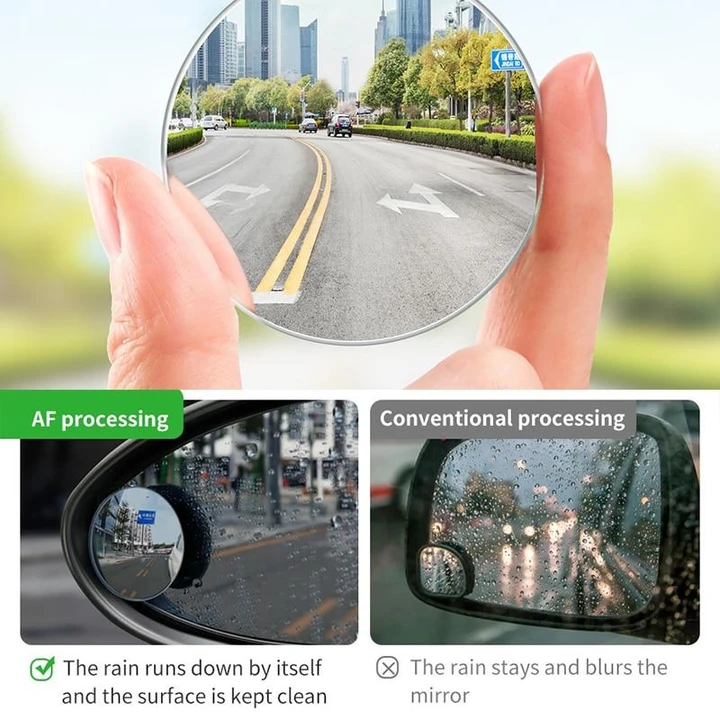 💥40% off Christmas sale💥Blind Spot Removal Mirror (2pcs)