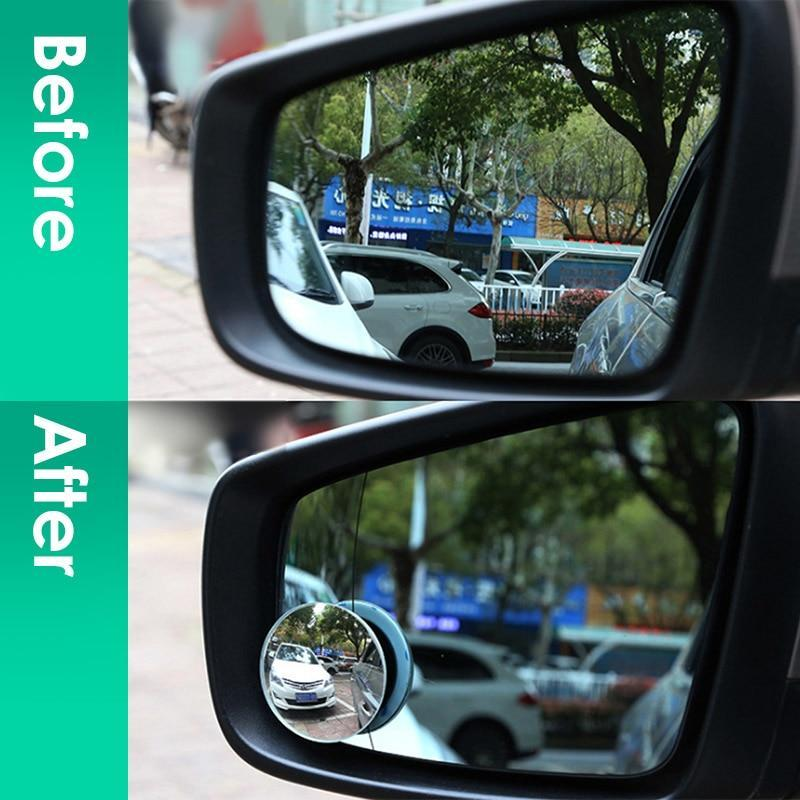 Blind Spot Removal Mirror 1 set(2pcs)  - LIMITED STOCK!