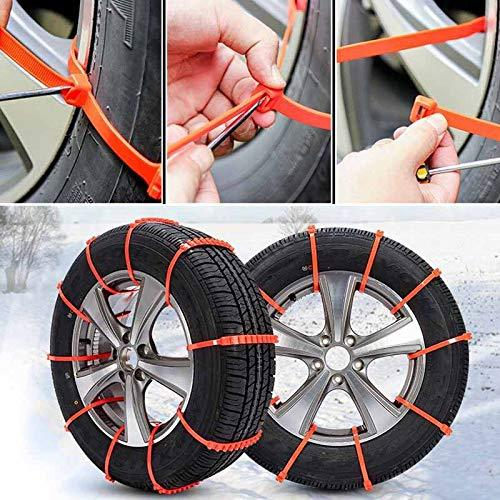 HOT SALE - Anti-skid cable ties for new portable vehicles(10PCS)