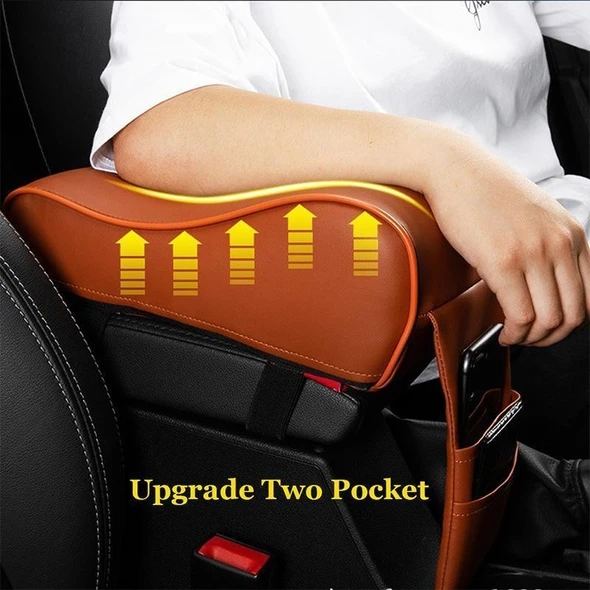 Memory foam pillow for car armrest box-Buy 2 Free Shipping