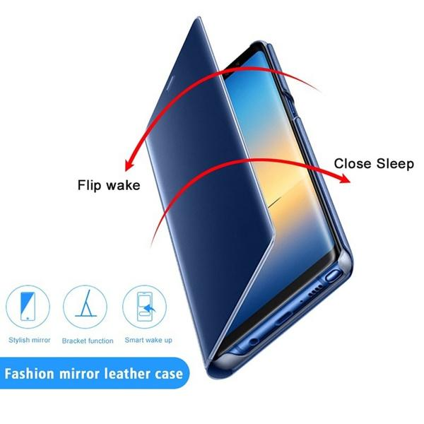 Smart View Flip Stand Phone Cover Protective Case For Oneplus Nord5G 8 8Pro 8T/8T5G 7 7T 7TPro 7Pro 6 6T 5T