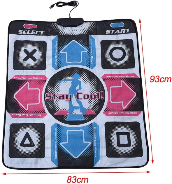 🌟Christmas Hot Sales🌟Dancing Mat - with Multi-Function Games and Levels