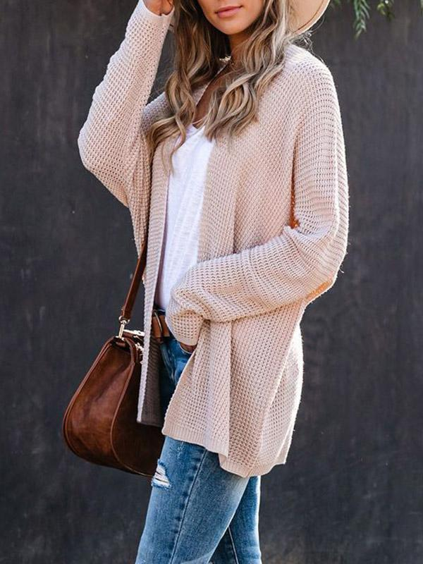Upawear Casual Chic Holiday Knitted Jacket
